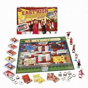 Other - High school musical 3 board game